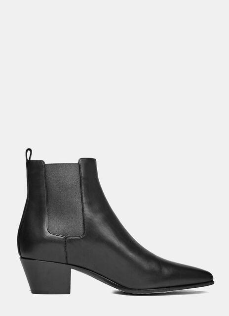 Rock 40 Heeled Chelsea Boots