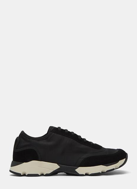 Nylon Low-Top Sneakers
