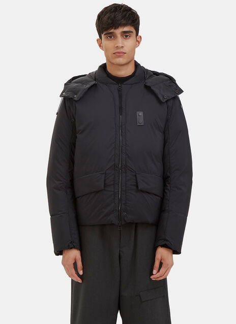 Compression Down-Filled Jacket