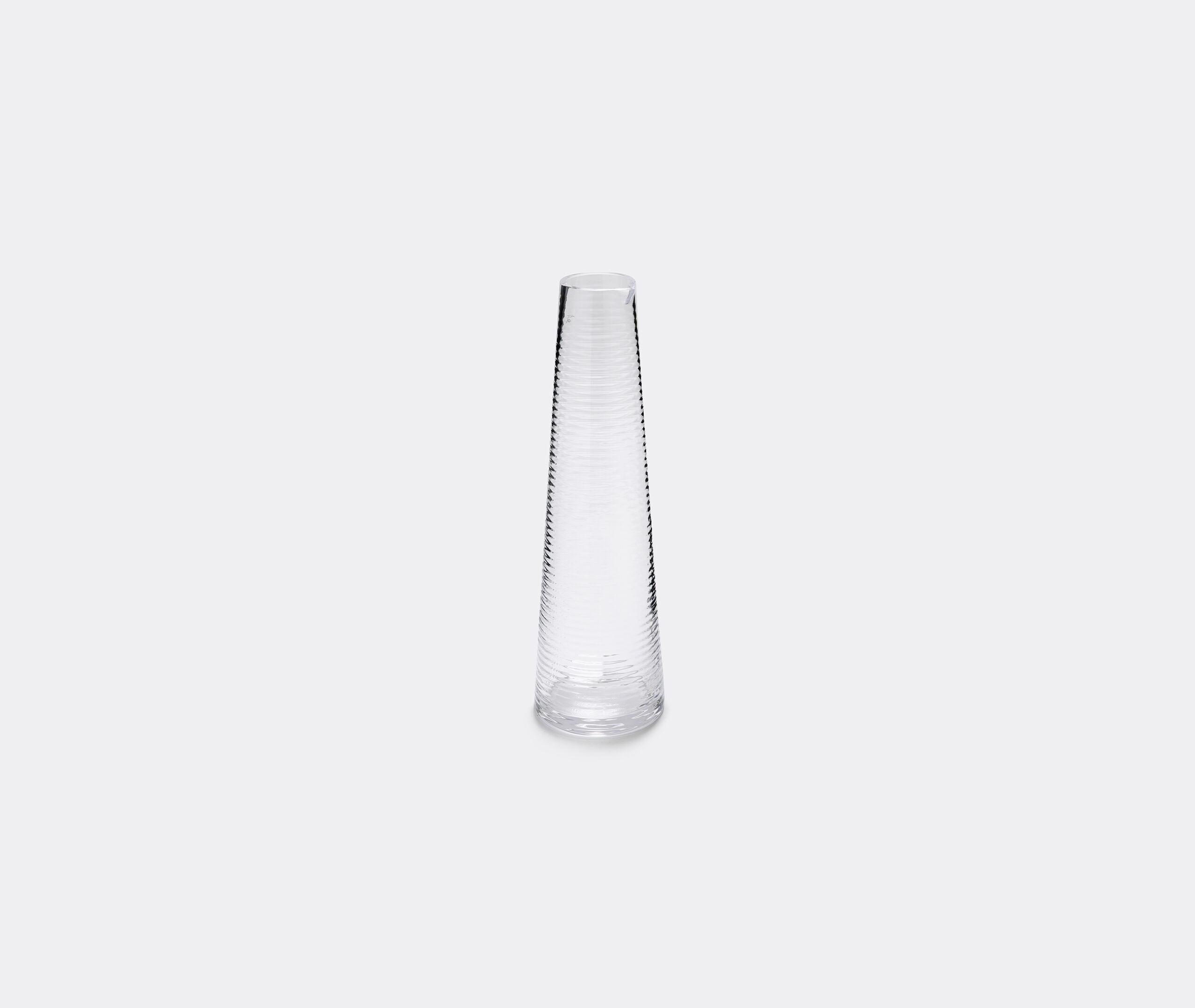 Poem Water Bottle Clear