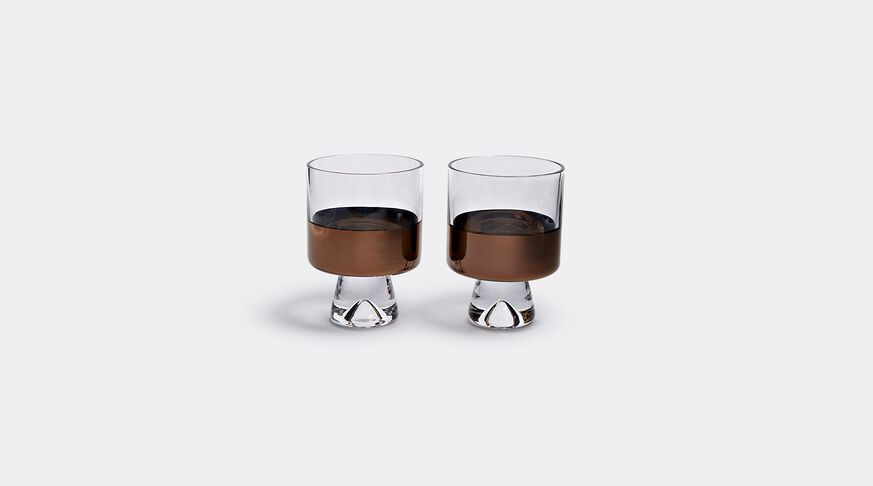 Tank Low Ball Glasses X2