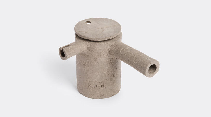Theière 4 Ciment D10 H15 Bras 10
