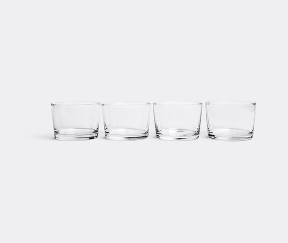 Small glass, set of 4