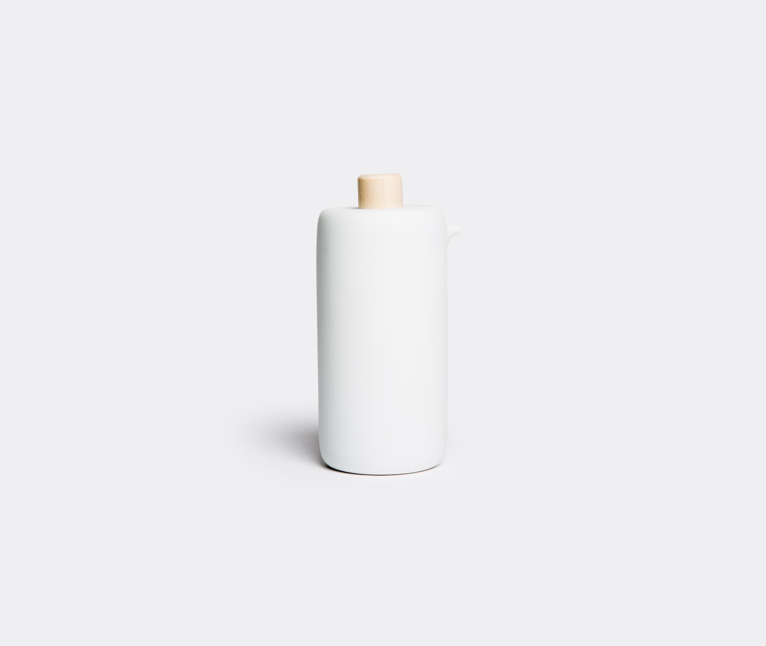 Bombetta Oil White