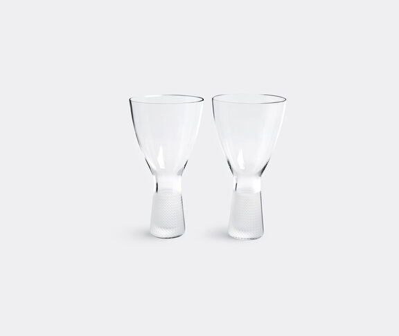 'Vizner' red wine glass, set of two