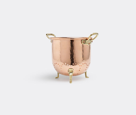 'Copper' colander