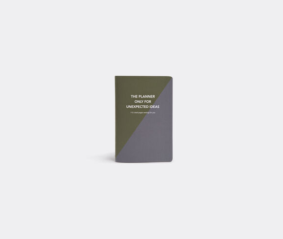 'The Planner' pocket notes, ruled
