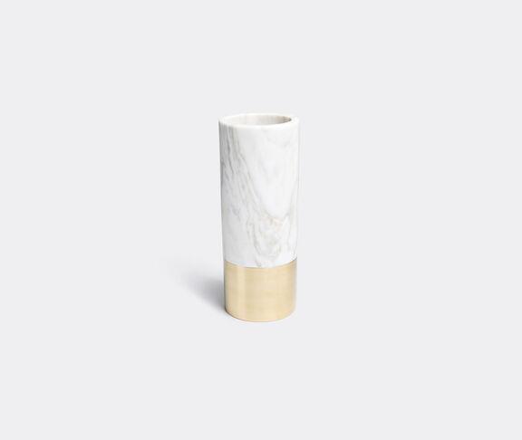'Duet' marble vase