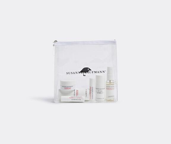 Travel kit face moisturizing