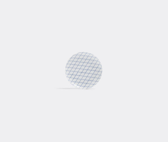 Dotted line lattice plate
