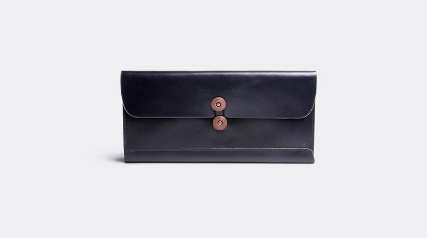 Travel Wallet All Leather