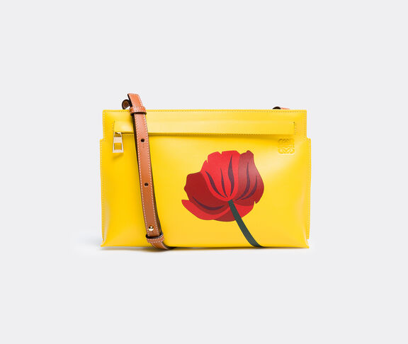 'T mini bag fiore' clutch