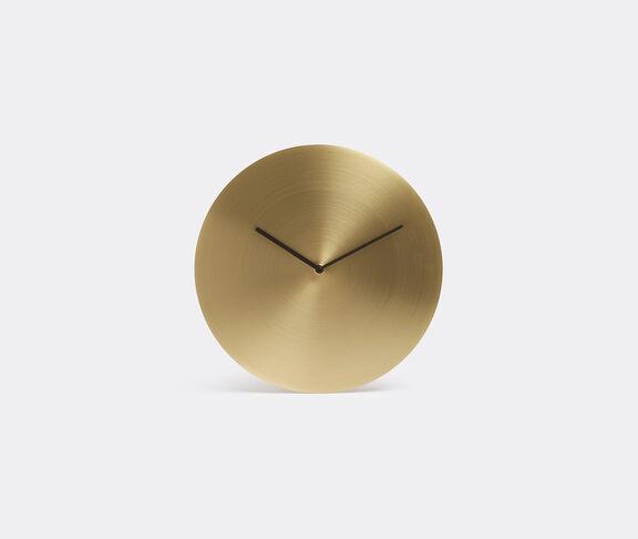 'Norm' metal wall clock