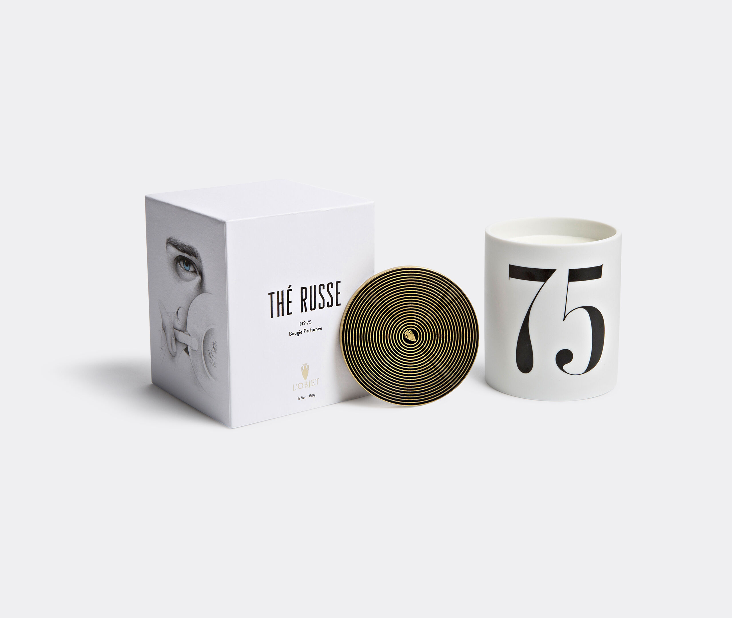 The Russe Candle- No.75