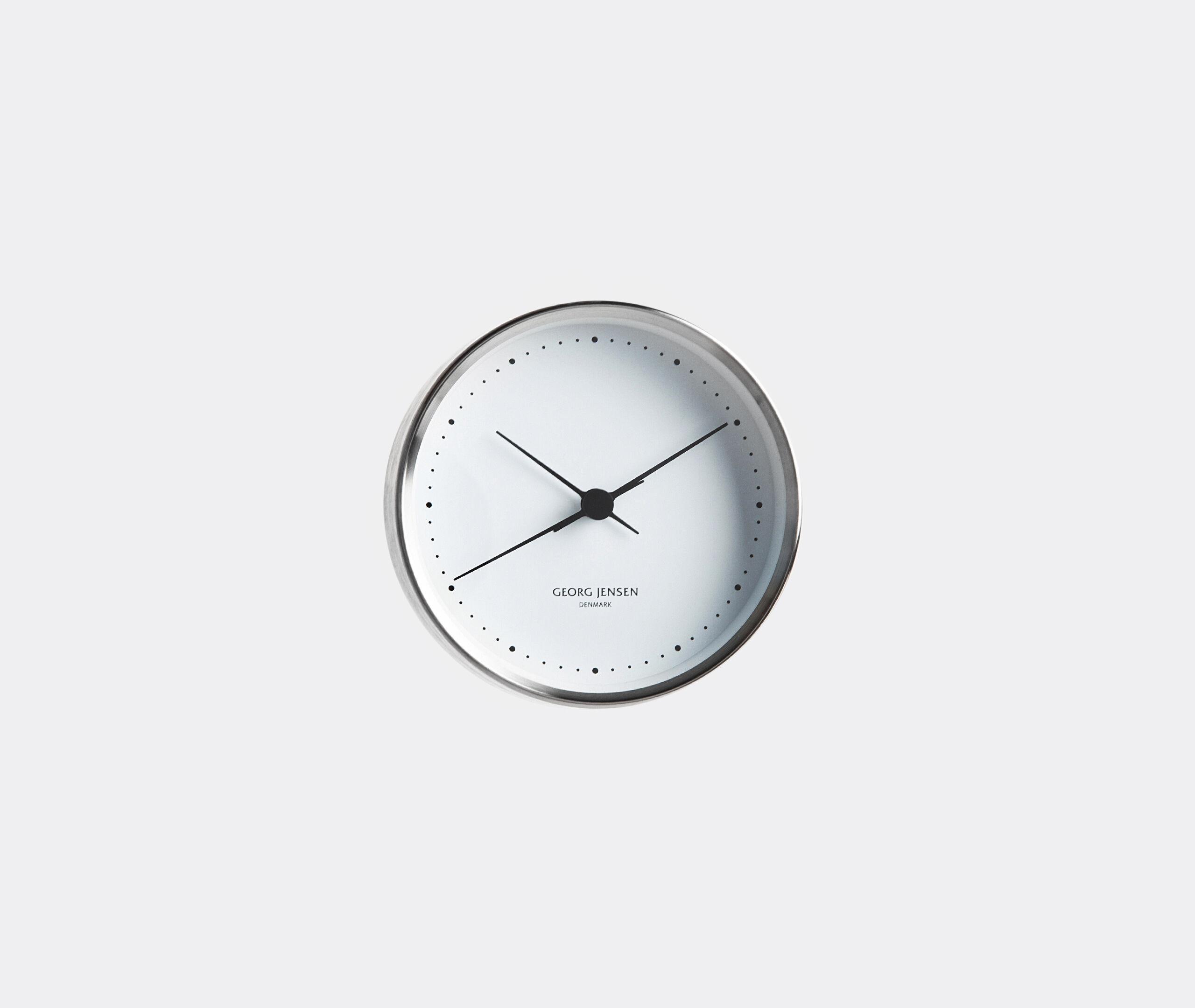 Hk Clock Steel 10Cm