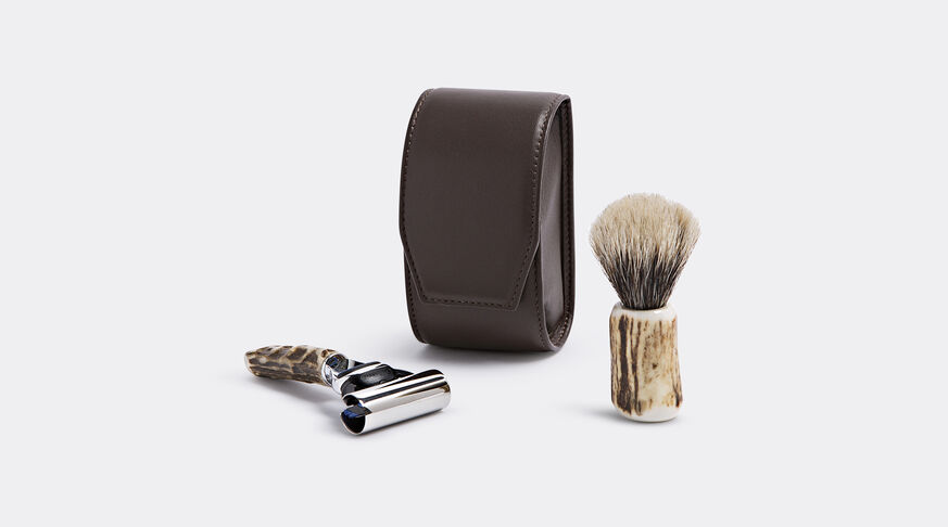 Travelling Shaving Set
