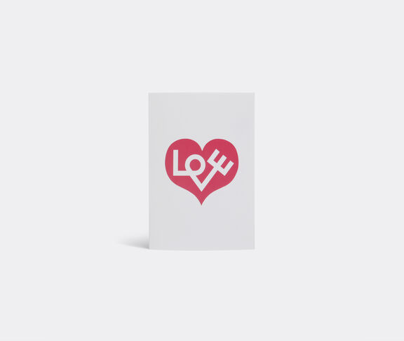 'Love Heart' greeting card