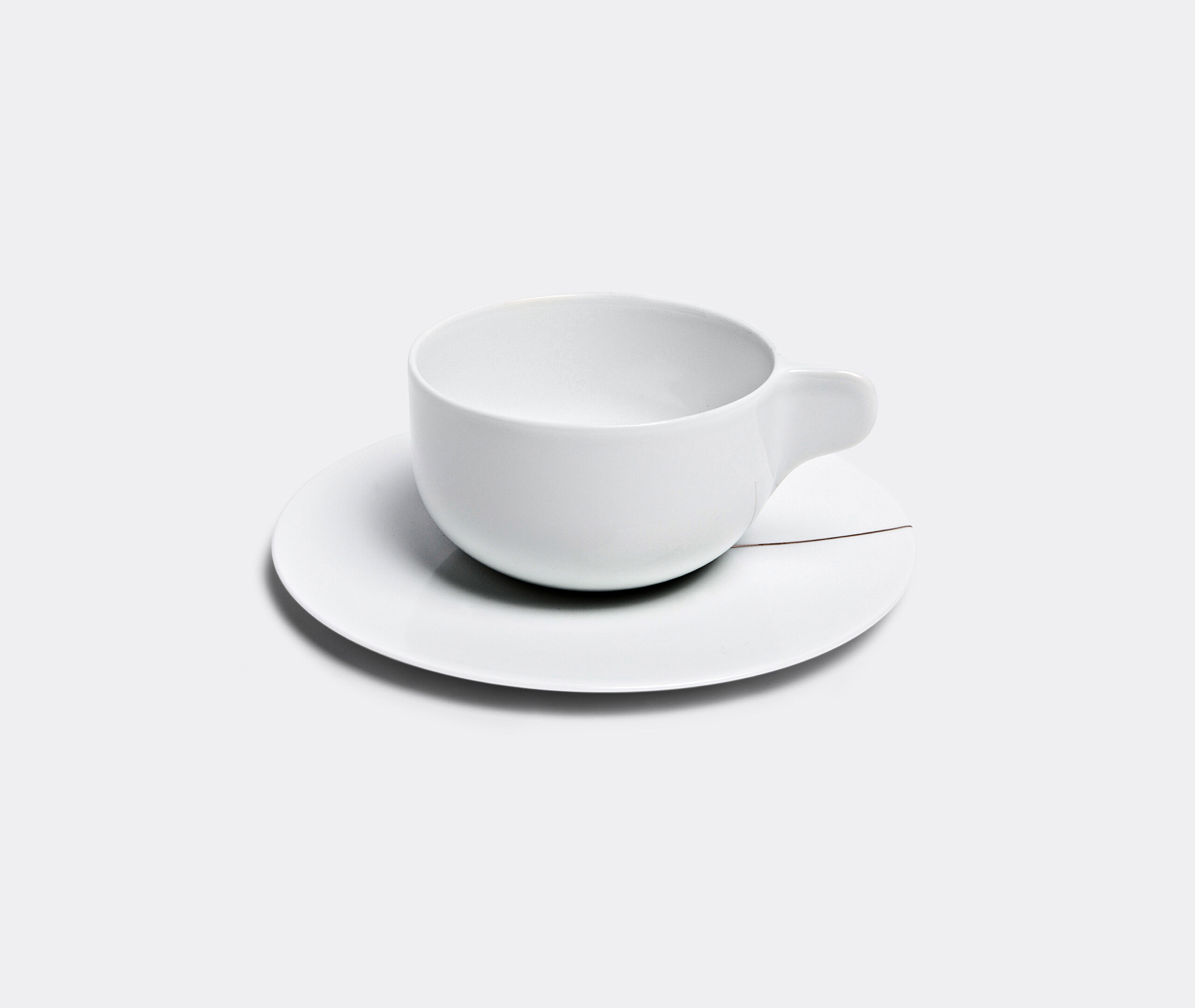 Tea With Georg Cup & Saucer, Large, 2 Pcs