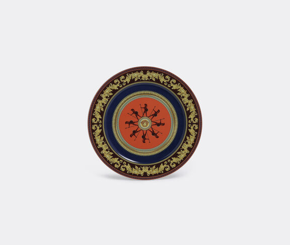 Versace 'Iconic Heroes' service plate