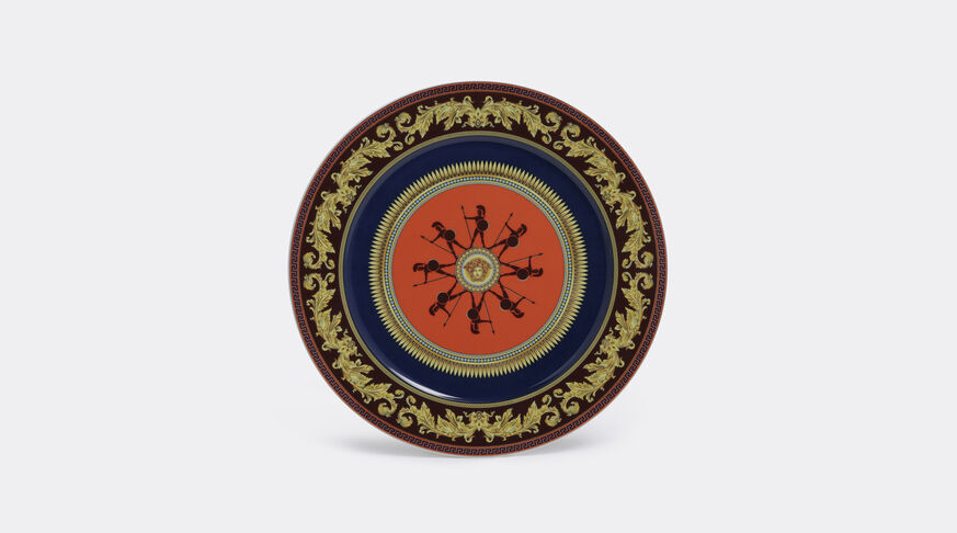 Service Plate 33 Cm, Versace Iconic Heroes