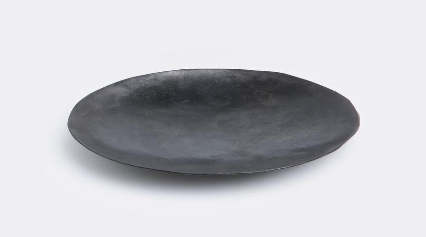 Monarchia Plain Black Plate - Petite