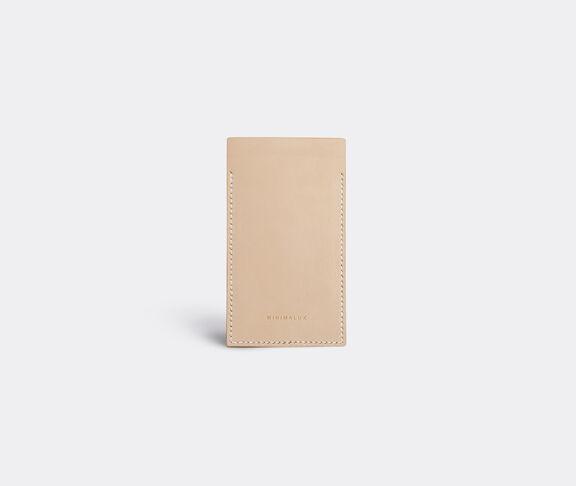 Leather iPhone 6 sleeve