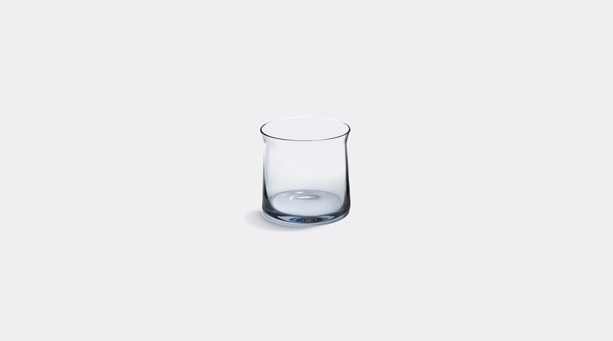 Joe Colombo Drinking Glass Small, Blue