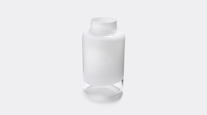 Magnolia Vase 320Mm Opal White