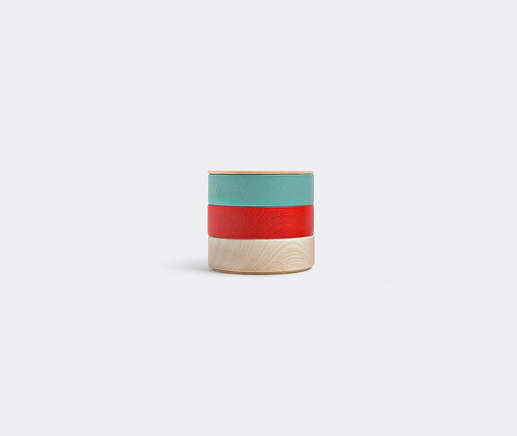 Three-layer container, small