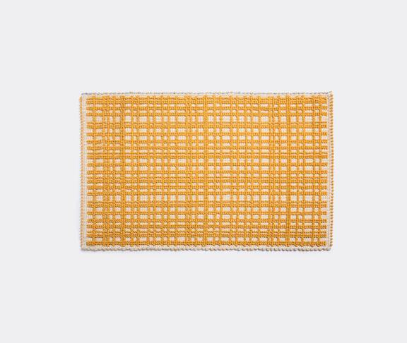 'TP 2015' rug, yellow