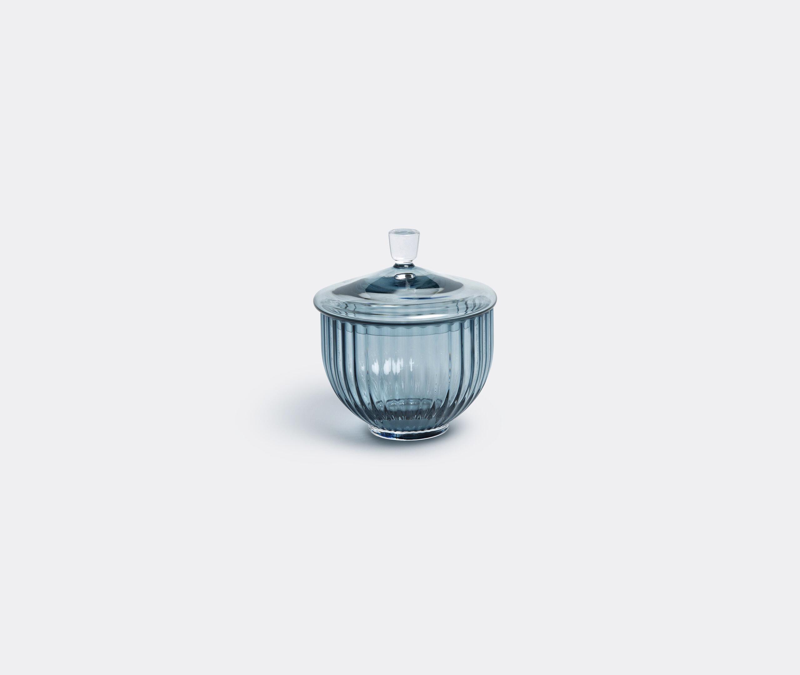 Bonbonniere Ø10 Glass, Blue