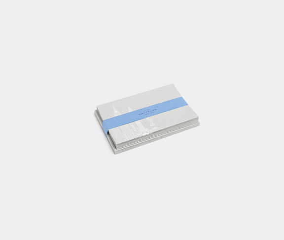 New York skyline correspondence cards