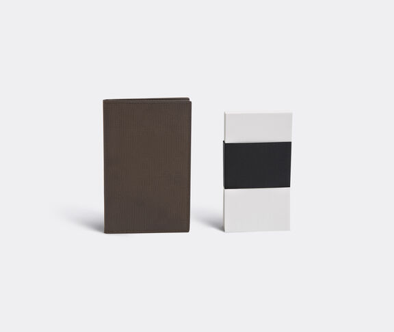 'Tamangur' leather jotter