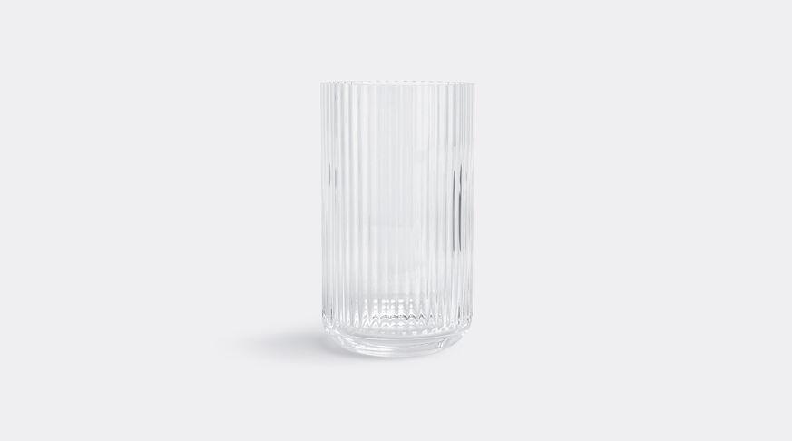 Lyngby Vase 25Cm Glass, Clear