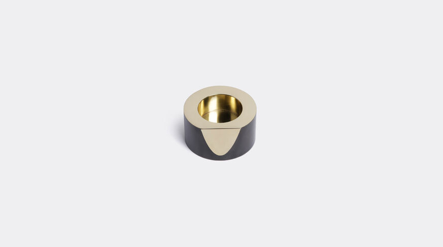 Slice Tealight Brass