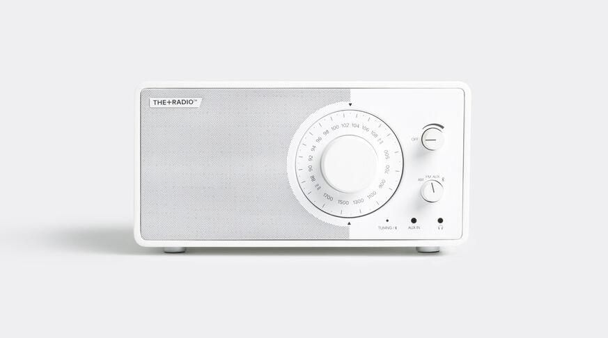 The+Radio Fm Bt White