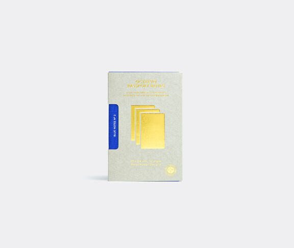 'Blue Passport Notes', box of three