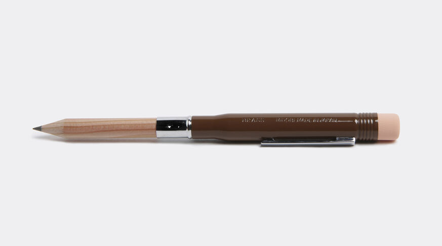 Brass Pencil Brown