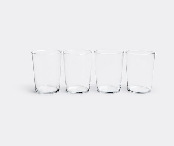 Large glass, set of 4
