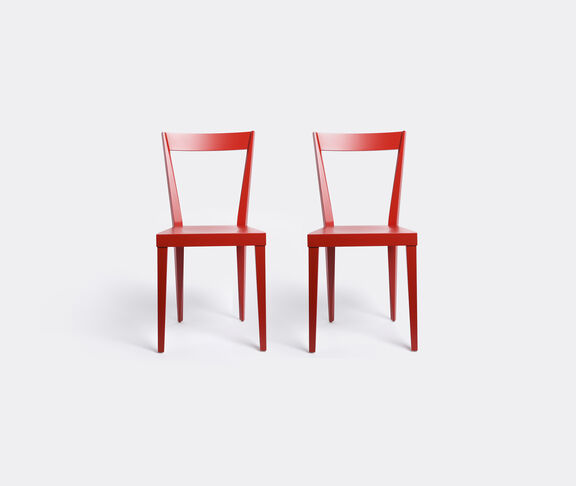 'Livia' chair, red