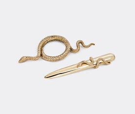 Snake Gold Letter Opener