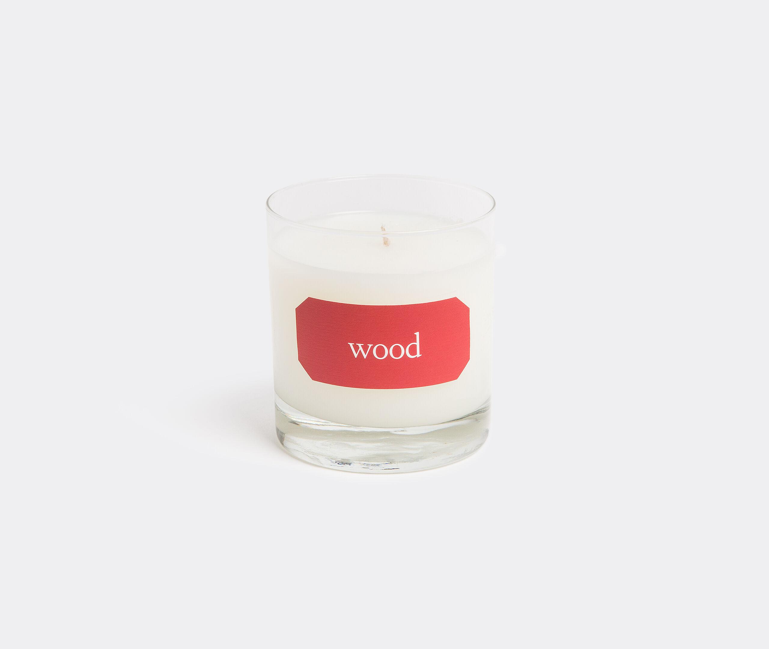 Candle: Wood