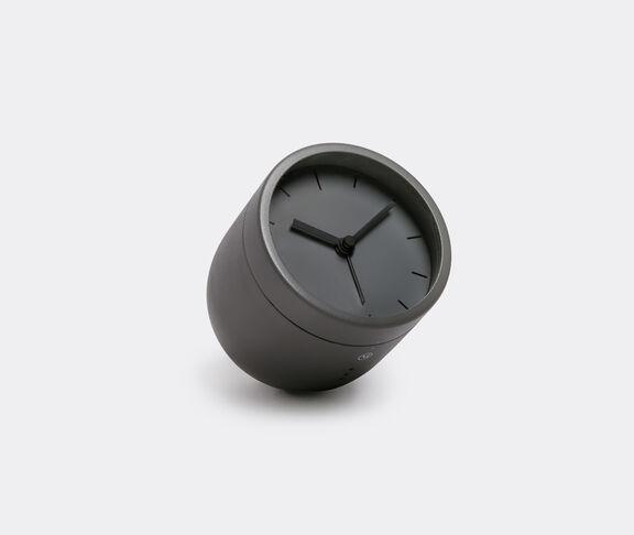 'Norm Tumbler' alarm clock