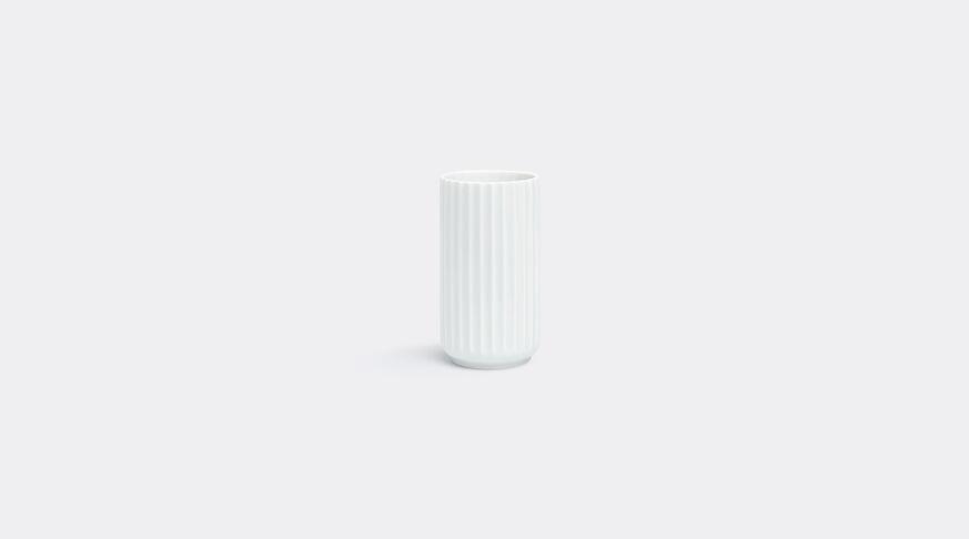 Lyngby Vase 12Cm, White