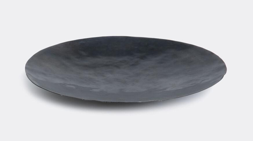 Monarchia Plain Black Plate - Grand