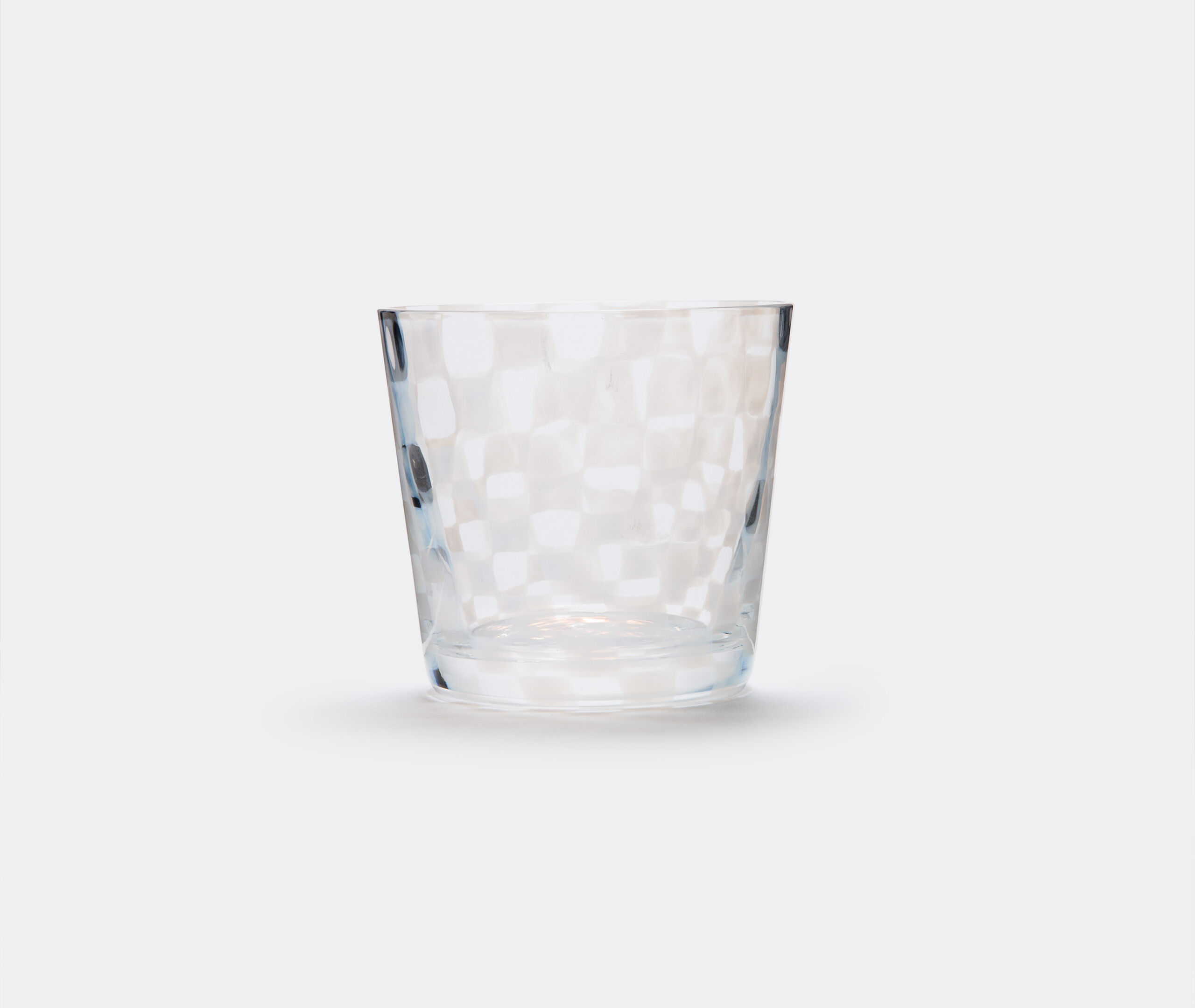 Checker, Glass