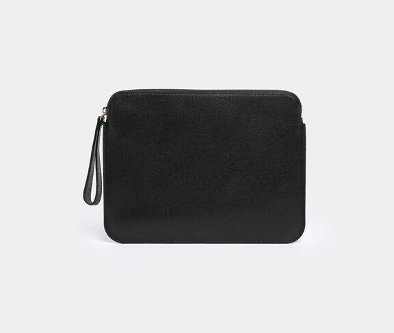 iPad case with zip closure