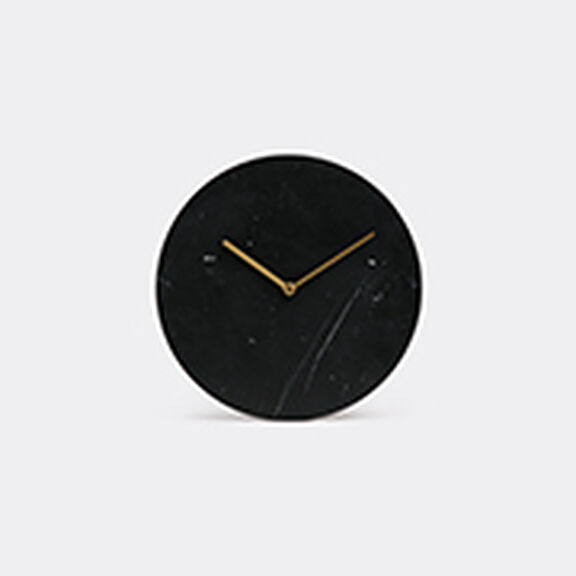'Norm' marble wall clock