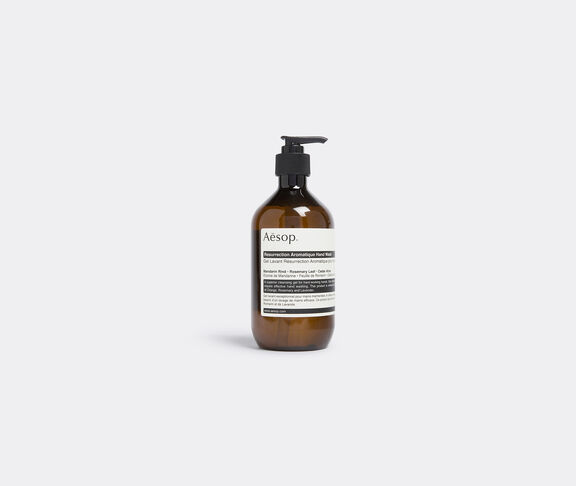 'Resurrection Aromatique' hand wash