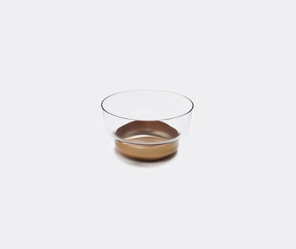 'Contour' copper bowl